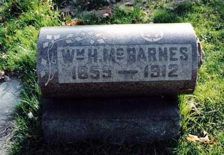 MCBARNES, WILLIAM H. - Summit County, Ohio | WILLIAM H. MCBARNES - Ohio Gravestone Photos