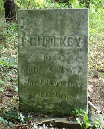 MCCONKEY, S - Summit County, Ohio | S MCCONKEY - Ohio Gravestone Photos