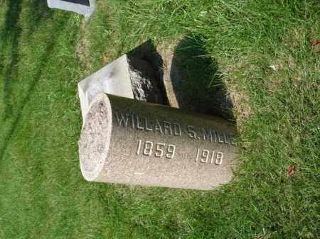 MILLER, WILLARD S - Summit County, Ohio | WILLARD S MILLER - Ohio Gravestone Photos