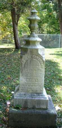 OSBORN, SARAH F - Summit County, Ohio | SARAH F OSBORN - Ohio Gravestone Photos