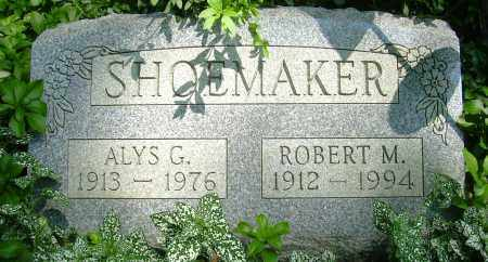 SHOEMAKER, ALYS G - Summit County, Ohio | ALYS G SHOEMAKER - Ohio Gravestone Photos