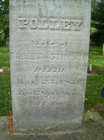STIMSON, POLLEY - Summit County, Ohio | POLLEY STIMSON - Ohio Gravestone Photos