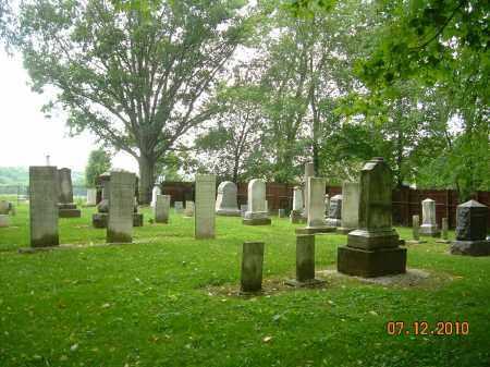 STIMSON ROAD CEMETERY, SCENE - Summit County, Ohio | SCENE STIMSON ROAD CEMETERY - Ohio Gravestone Photos
