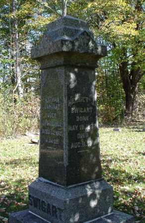 SWIGART, HARRIET J - Summit County, Ohio | HARRIET J SWIGART - Ohio Gravestone Photos