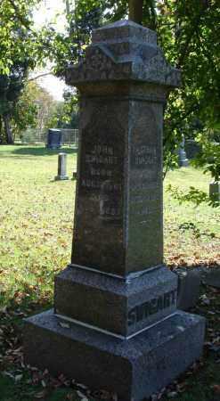 SWIGART, JOHN - Summit County, Ohio | JOHN SWIGART - Ohio Gravestone Photos
