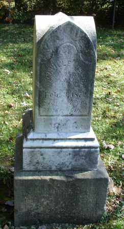 THORP, GRANVILLE - Summit County, Ohio | GRANVILLE THORP - Ohio Gravestone Photos
