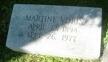 HOGAN VORIS, MARTINE - Summit County, Ohio | MARTINE HOGAN VORIS - Ohio Gravestone Photos
