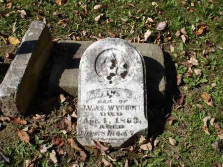 WYCKOFF, ADELL E - Summit County, Ohio | ADELL E WYCKOFF - Ohio Gravestone Photos