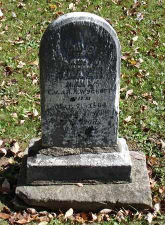 WYCKOFF, IDA A - Summit County, Ohio   IDA A WYCKOFF - Ohio Gravestone Photos
