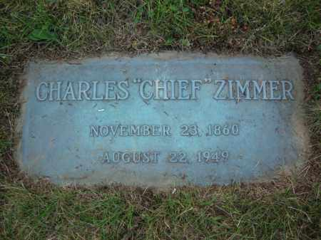 ZIMMER, CHARLES - Summit County, Ohio | CHARLES ZIMMER - Ohio Gravestone Photos