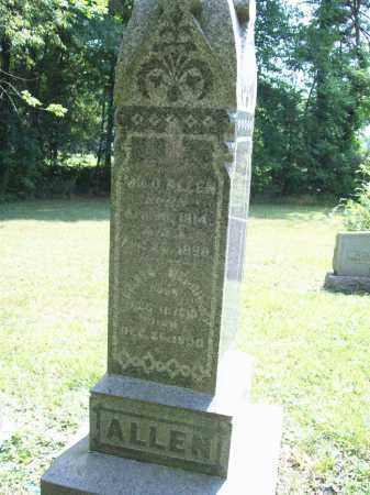 ALLEN, MILO - Trumbull County, Ohio | MILO ALLEN - Ohio Gravestone Photos