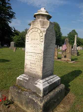 AMES, EURETTA - Trumbull County, Ohio | EURETTA AMES - Ohio Gravestone Photos