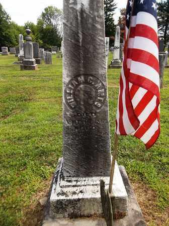 AMES, WILLIAM C. - Trumbull County, Ohio | WILLIAM C. AMES - Ohio Gravestone Photos