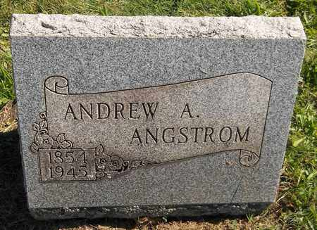 ANGSTROM, ANDREW A. - Trumbull County, Ohio | ANDREW A. ANGSTROM - Ohio Gravestone Photos