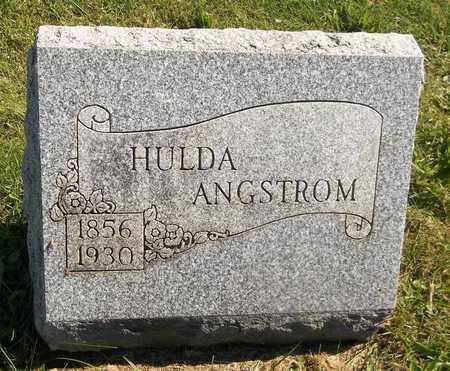 ANGSTROM, HULDA - Trumbull County, Ohio   HULDA ANGSTROM - Ohio Gravestone Photos