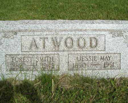 ATWOOD, FOREST SMITH - Trumbull County, Ohio | FOREST SMITH ATWOOD - Ohio Gravestone Photos