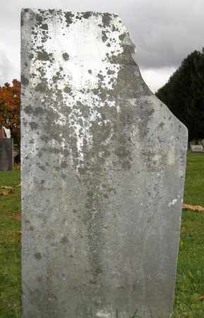 BAIRD, AARON - Trumbull County, Ohio | AARON BAIRD - Ohio Gravestone Photos