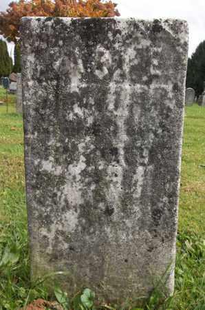 BAIRD, MARY E. - Trumbull County, Ohio | MARY E. BAIRD - Ohio Gravestone Photos