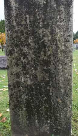 BAKER, RUMAH - Trumbull County, Ohio | RUMAH BAKER - Ohio Gravestone Photos