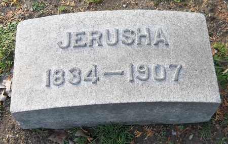 BANNING, JERUSHA - Trumbull County, Ohio   JERUSHA BANNING - Ohio Gravestone Photos