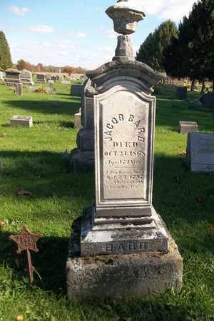 BARB, JACOB - Trumbull County, Ohio | JACOB BARB - Ohio Gravestone Photos
