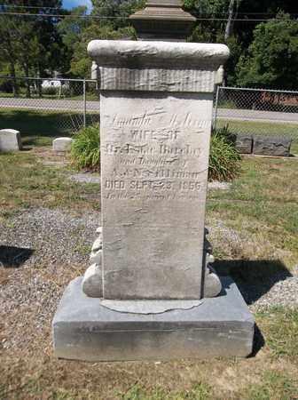 BARCLAY, AMANDA - Trumbull County, Ohio | AMANDA BARCLAY - Ohio Gravestone Photos