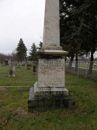 BARCLAY, MALVINA - Trumbull County, Ohio | MALVINA BARCLAY - Ohio Gravestone Photos