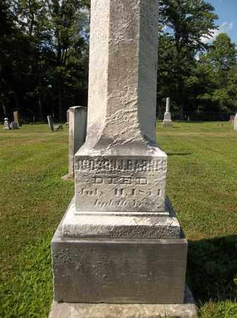 BARNES, JUDSON J. - Trumbull County, Ohio   JUDSON J. BARNES - Ohio Gravestone Photos