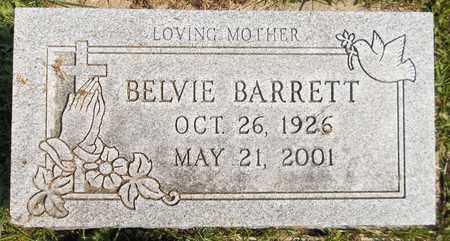 BARRETT, BELVIE - Trumbull County, Ohio   BELVIE BARRETT - Ohio Gravestone Photos