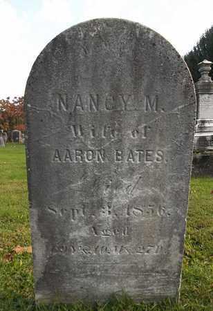 BATES, NANCY M. - Trumbull County, Ohio | NANCY M. BATES - Ohio Gravestone Photos