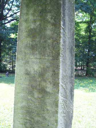 WHITE BAXTER, PHEBE - Trumbull County, Ohio | PHEBE WHITE BAXTER - Ohio Gravestone Photos