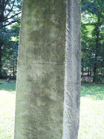BAXTER, PHEBE - Trumbull County, Ohio | PHEBE BAXTER - Ohio Gravestone Photos