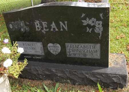 CUNNINGHAM BEAN, ELIZABETH - Trumbull County, Ohio | ELIZABETH CUNNINGHAM BEAN - Ohio Gravestone Photos