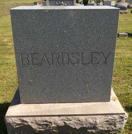 BEARDSLEY, MINERVA E. - Trumbull County, Ohio | MINERVA E. BEARDSLEY - Ohio Gravestone Photos