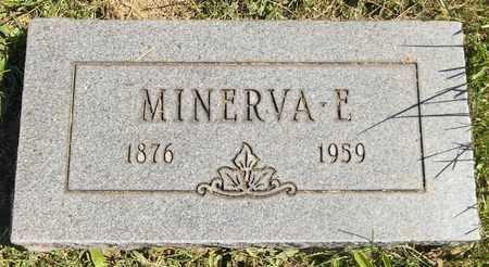 BEARDSLEY, MINERVA E. - Trumbull County, Ohio | MINERVA E. BEARDSLEY - Ohio Gravestone Photos