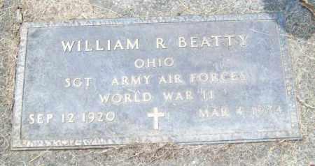 BEATTY, WILLIAM R. - Trumbull County, Ohio | WILLIAM R. BEATTY - Ohio Gravestone Photos