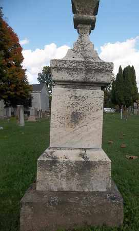 BECKWITH, POLLY - Trumbull County, Ohio | POLLY BECKWITH - Ohio Gravestone Photos