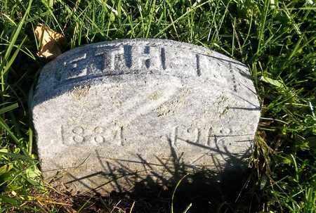 BELDEN, ETHEL S. - Trumbull County, Ohio | ETHEL S. BELDEN - Ohio Gravestone Photos
