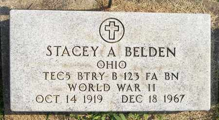 BELDEN, STACEY A. - Trumbull County, Ohio   STACEY A. BELDEN - Ohio Gravestone Photos