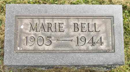 BELL, MARIE - Trumbull County, Ohio | MARIE BELL - Ohio Gravestone Photos