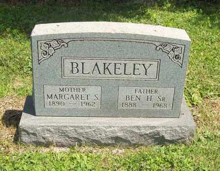 BLAKELEY, BEN H., SR. - Trumbull County, Ohio | BEN H., SR. BLAKELEY - Ohio Gravestone Photos