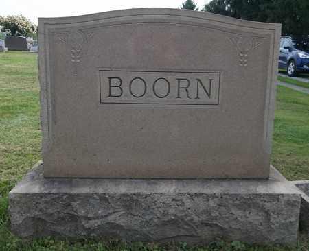 BOORN, LETTIE R. - Trumbull County, Ohio | LETTIE R. BOORN - Ohio Gravestone Photos