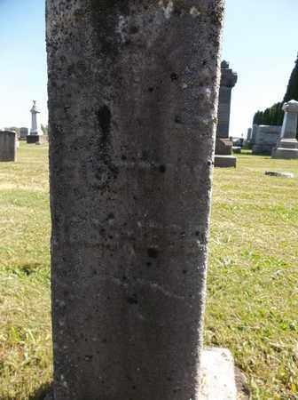 MINICK BOTTIN, IONA A. - Trumbull County, Ohio | IONA A. MINICK BOTTIN - Ohio Gravestone Photos