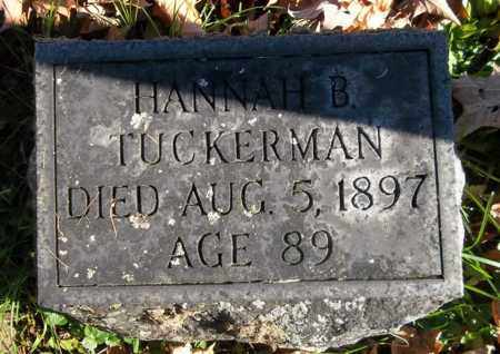 TUCKERMAN BOWER, HANNAH - Trumbull County, Ohio | HANNAH TUCKERMAN BOWER - Ohio Gravestone Photos