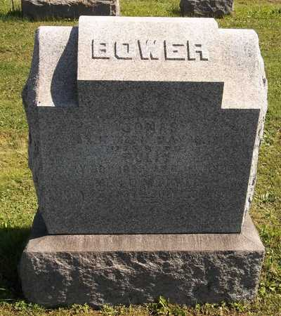 BOWER, POLLY - Trumbull County, Ohio | POLLY BOWER - Ohio Gravestone Photos