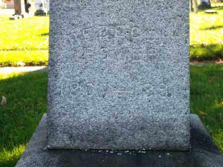 BOWER, REBECCA - Trumbull County, Ohio | REBECCA BOWER - Ohio Gravestone Photos