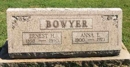 BOWYER, ANNA E. - Trumbull County, Ohio | ANNA E. BOWYER - Ohio Gravestone Photos