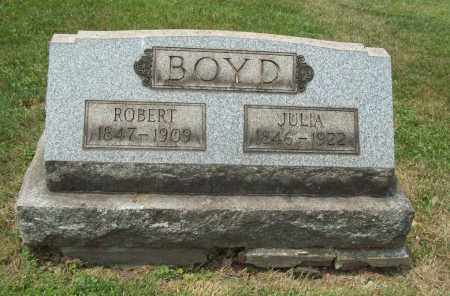 BOYD, ROBERT - Trumbull County, Ohio | ROBERT BOYD - Ohio Gravestone Photos