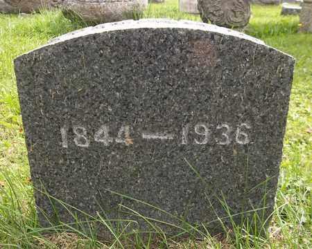 BRIGDEN, PHEBE - Trumbull County, Ohio   PHEBE BRIGDEN - Ohio Gravestone Photos