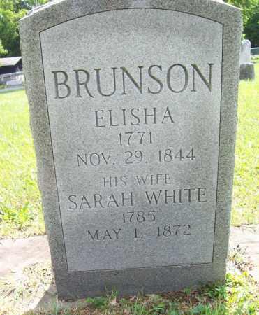 BRUNSON, SARAH - Trumbull County, Ohio | SARAH BRUNSON - Ohio Gravestone Photos